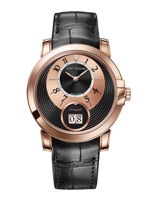 HARRY WINSTON: Midnight Big Date http://www.orologi.com/news/harry-winston-per-only-watch-2013-