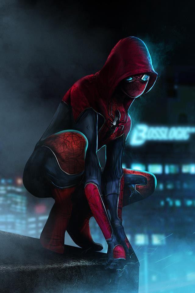 Spider-Man fan art                                                                                                                                                                                 Más
