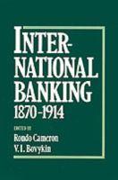 Prezzi e Sconti: #International banking 1870-1914 EAN 9780195345124  ad Euro 119.18 in #Ibs #Libri