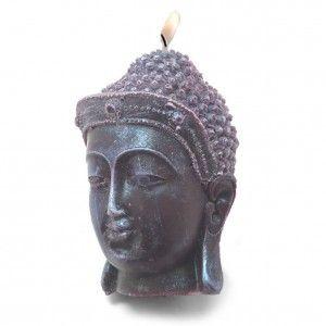 Buda con Corona 1, molde para hacer velas