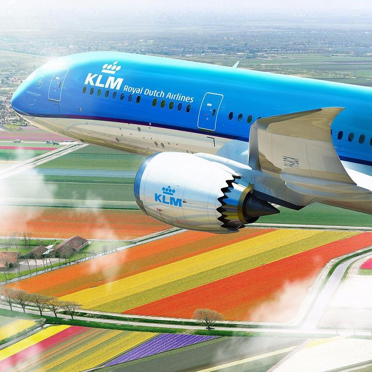 KLM Royal Dutch Airlines _______________________________ Boeing 787 Dreamliner PH-BHC