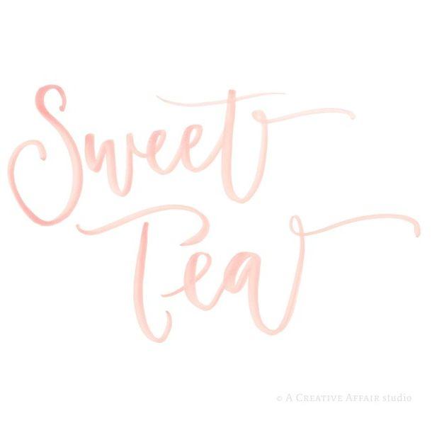 Frivolous Fabulous - Sweet Tea