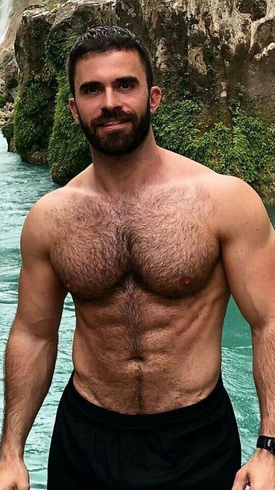 twins hairy chest Nelson