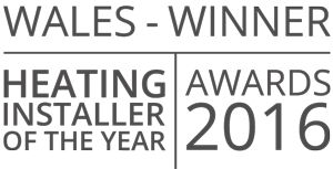 Blue Flame Gas Solutions are proud to be Wales' Heating Installer of the Year Awards 2016! www.blueflamegassolutionsltd.co.uk