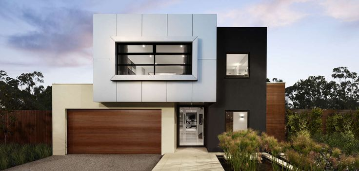 FACADE: Clean lines that take inspiration from cutting edge design. Visit our Scandinavian Lookbook style here: http://www.metricon.com.au/get-inspired/lookbook/scandinavian
