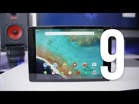 HTC Nexus 9 Review