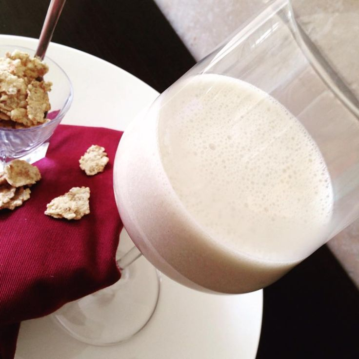Daniela&Diocleziano: Smoothie total white