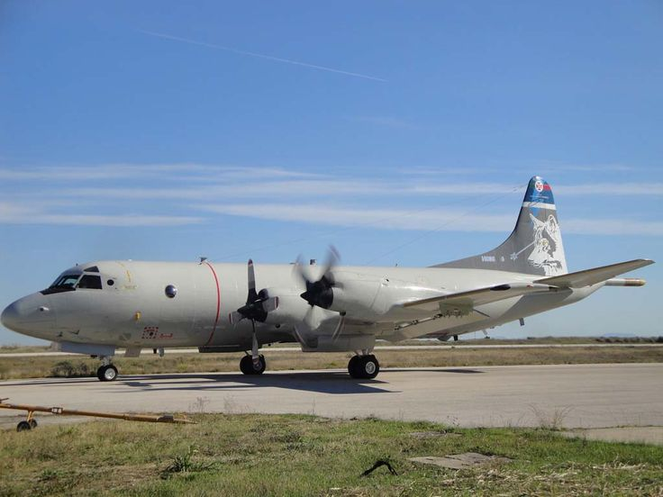 Força Aerea Portuguesa - P-3 C Orion