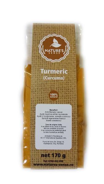 Turmeric, 170 gr. - crazybanana.eu
