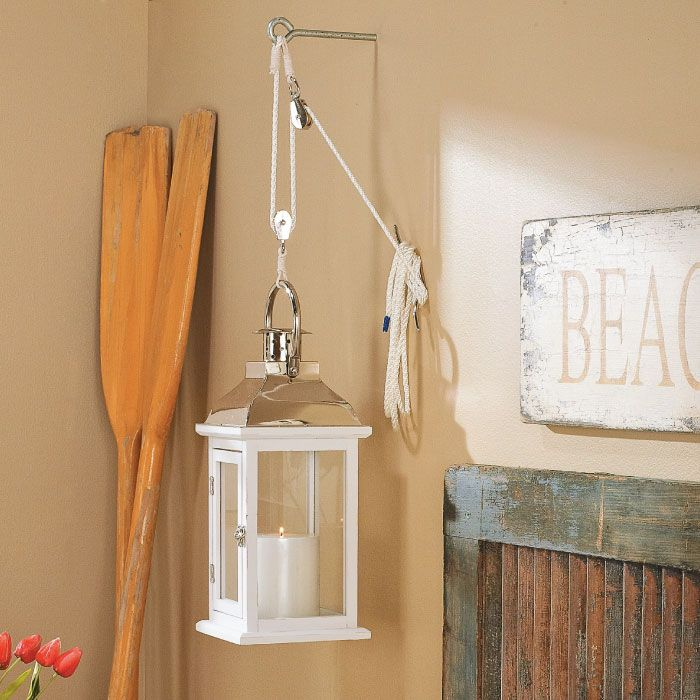 17 best images about diy chandellier on pinterest pulley for Decorating with pulleys