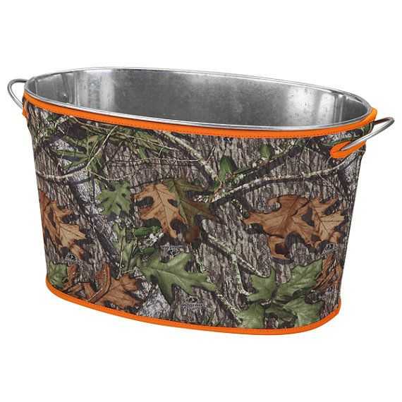 Hey, I found this really awesome Etsy listing at http://www.etsy.com/listing/151511869/galvanized-tin-tub-with-camo-neoprene
