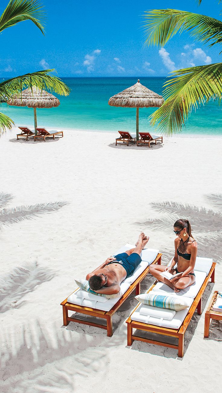 Catch some rays in Grenada, The Spice Island  Our professionally