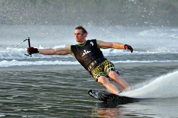 16 Best Slalom Water Skiing Images On Pinterest Water