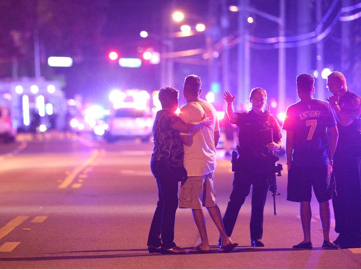 Phelan M. Ebenhack/APOrlando's police chief says the department regrets releasing the names of officers who were on scene during the Pulse nightclub shooting, according to a report published in The Orlando Sentinel on Friday. Orlando police http://aspost.com/post/Police-say-releasing-the-names-of-officers-who-responded-to-the-biggest-mass-shooting-in-US-history-was-a-mistake/19982 #politics #politic #politicians #news #political http://aspost.com/post/Police-say-releasing-the-names-of-