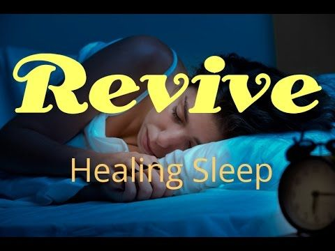 Revive   Sleep   Heal   Sub-Delta   Isochronic Tones   Binaural Beats