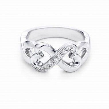 Tiffany Rings Picasso Double Loving Heart Ring