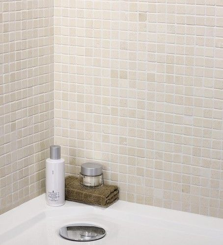 best tiles for bathroom floors limestone mosaic bathroom 22688