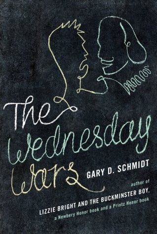 The Wednesday Wars is a good book about a seventh grade boy who spends Wednesday afternoons with his teacher who he thinks hates his guts... nice plot and timeline!