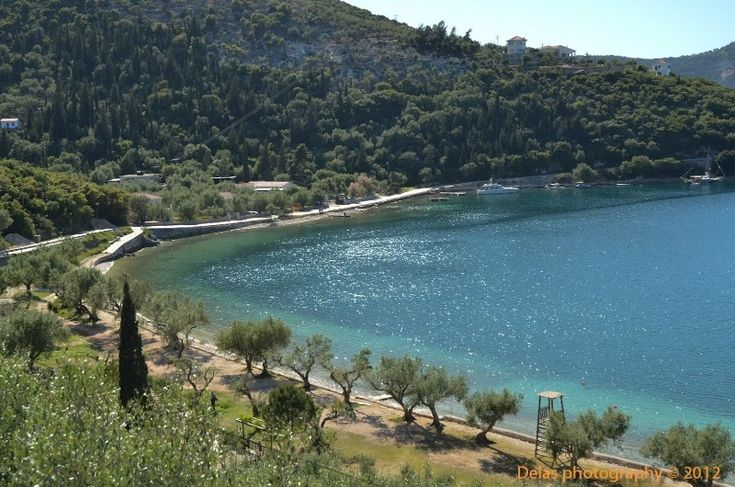 Dexa is a rocky beach with calm, shallow waters and it is accessible by wheelchair.  #Greece #Ithaca #Terrabook #GreekIslands #Travel #GreeceTravel #GreecePhotografy #GreekPhotos #Traveling #Travelling #Holiday #Summer