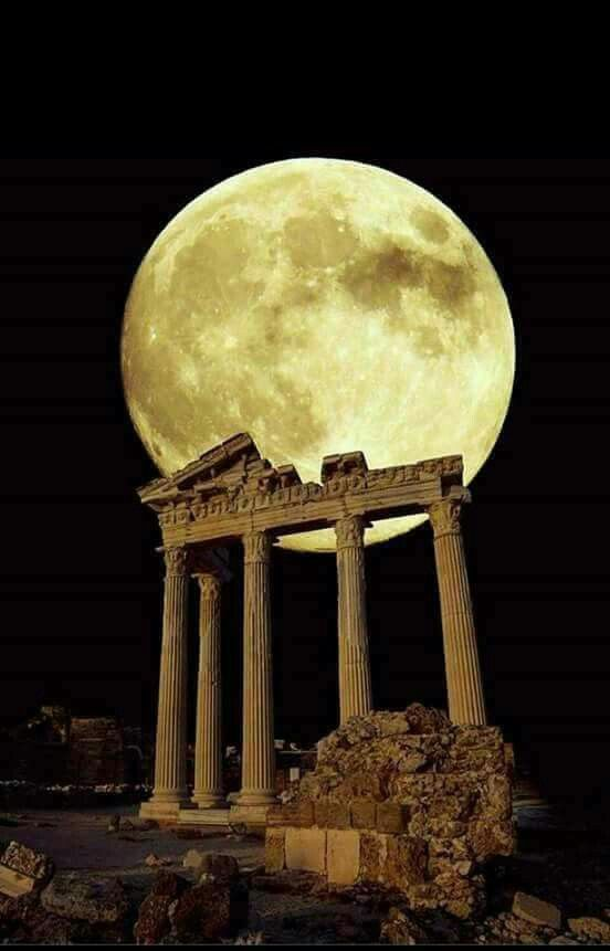 Temple of Apollo - Side - Antalya - Turkey