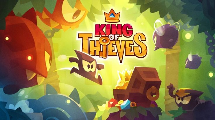 King of Thieves Hack Unlimited gold, gems & keys