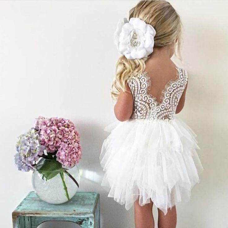 Most incredible flowergirl dress!!!