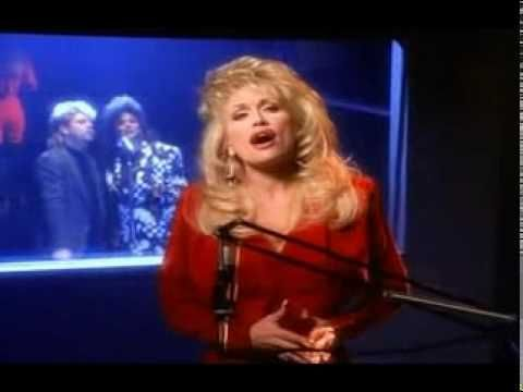 Dolly Parton's music video for her hit single Straight Talk from the Straight Talk soundtrack.    ©1992 Hollywood Records