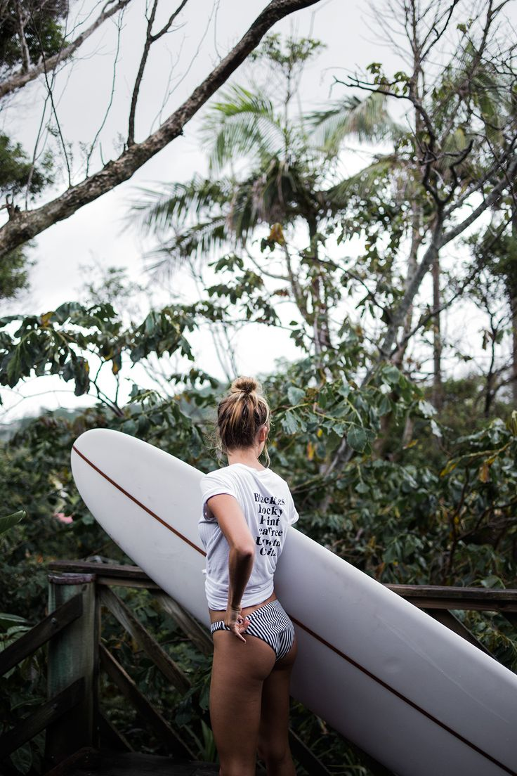Amuse x Herewith | Surf Club Tee Collection. Montana Lower by Serena Lutton, Australia.