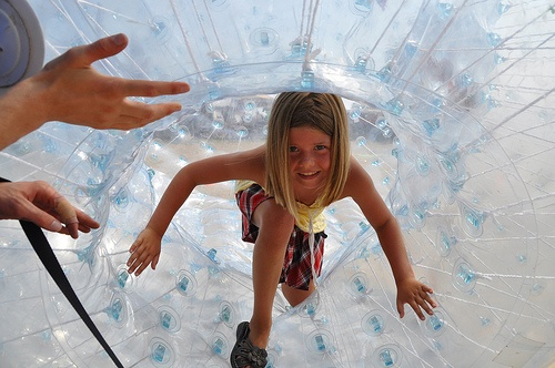 The YMCA Children's Village at Kempenfest - Aug 2012