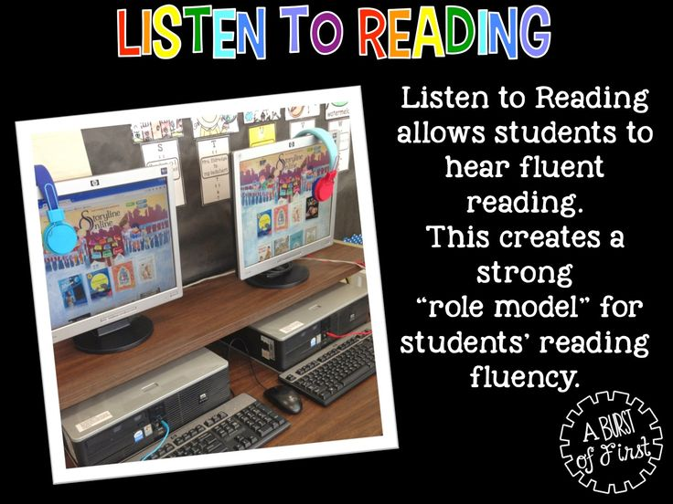 Do you Daily 5? This post is full of great ideas for your Listen to Reading area.