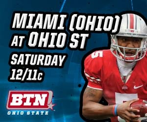 OSU Football schedule!