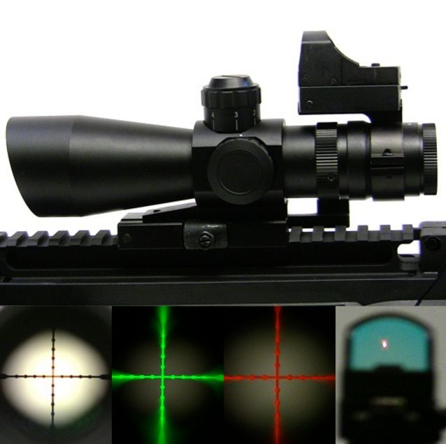 Top 10 Best AR 15 Scope for your Rifle in 2017