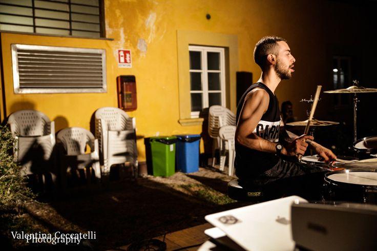 https://flic.kr/p/VVNgvY | Damiano Grazzini e Interno 17@Casotto Atipico