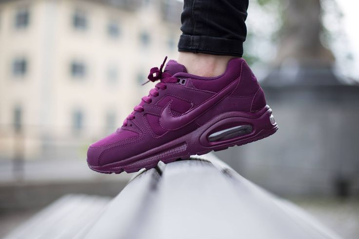 nike air max command purple mulberry
