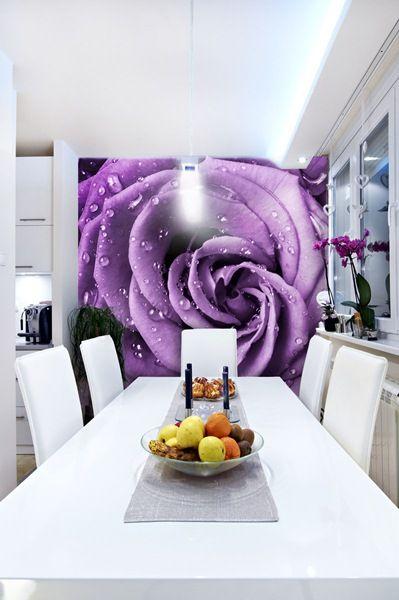 8 best fotomurales florales images on pinterest walk in la web and trends - Ultimas tendencias en decoracion de interiores ...