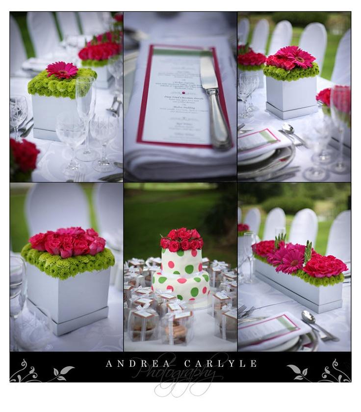 93 best Pink n Green wedding images on Pinterest | Green weddings ...