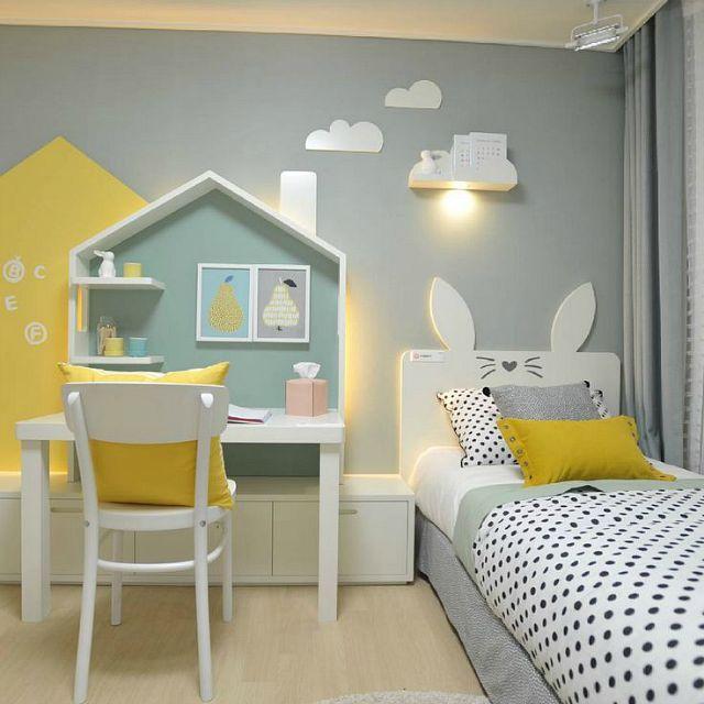 M s de 25 ideas incre bles sobre habitaciones infantiles - Habitaciones ninos originales ...