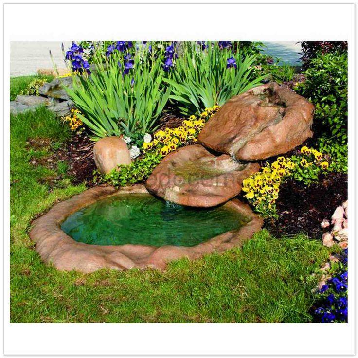 Oltre 25 fantastiche idee su laghetti da giardino su for Cascate per laghetti da giardino