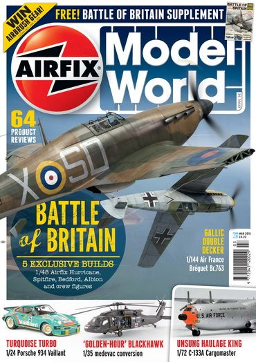 Airfix Model World Issue 52 - March 2015