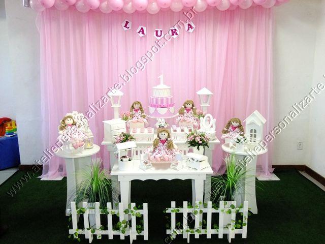 http://ateliepersonalizarte.blogspot.com.br/2015/06/decoracao-festa-infantil-bonecas-pano.html
