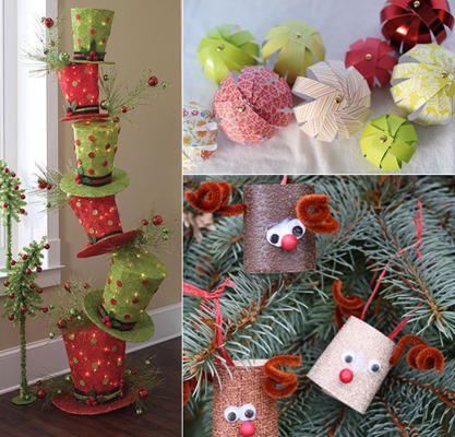 16 Creative DIY Christmas Decorations