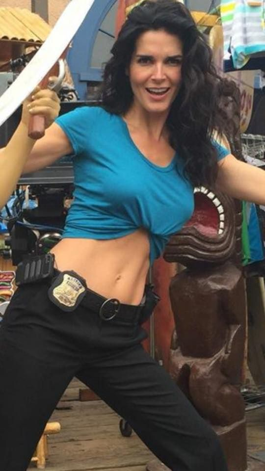 Think, Angie harmon free porn seems