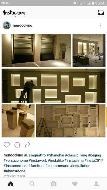 #essequattro #shanghai #joinery #carpentry #beijing #highluxuryfurnitureshowroom
