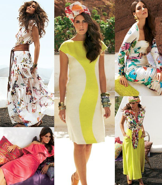 Brazilian Summer: 6 New Patterns by burda style magazine READ MORE: