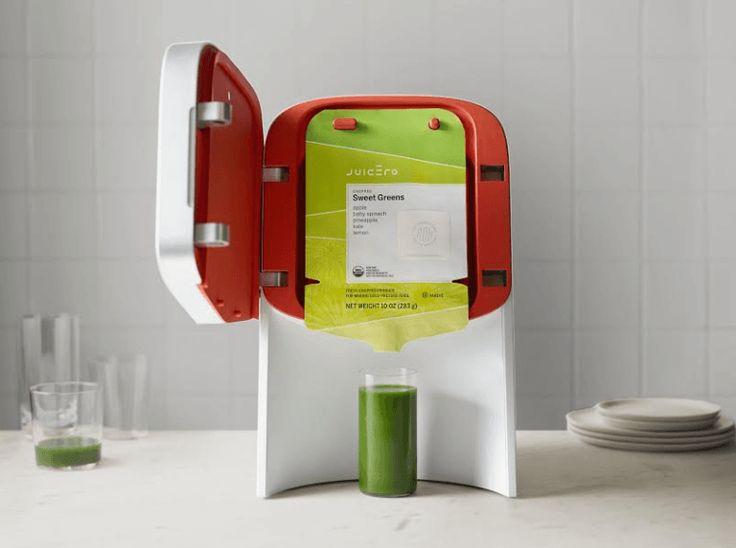 This smart juicer company just raised $70 million