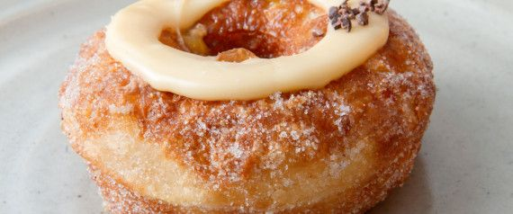 It explains why people wait so long for just two Cronuts.
