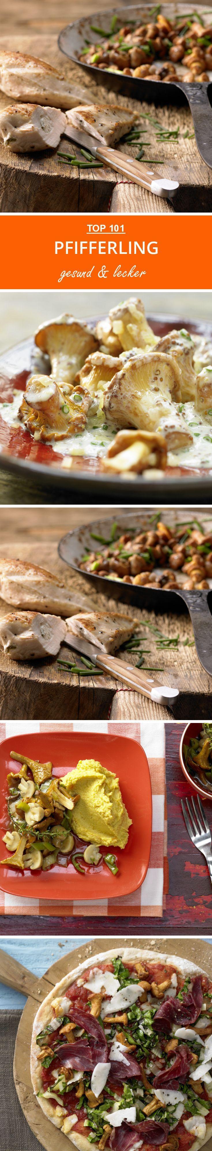 Herbst-Rezepte: Pfifferlinge ganz groß | eatsmarter.de