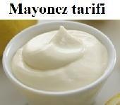 Mayonez nasıl yapılır ? Mayonez yapımı ve diğer birbirinden nefis sos tarifleri için sayfalarımızı incelemenizi öneririz. http://www.ustalardanyemektarifleri.net/62-mayonez-tarifi.html (: