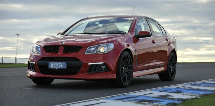 The new GEN F HSV Clubsport Review