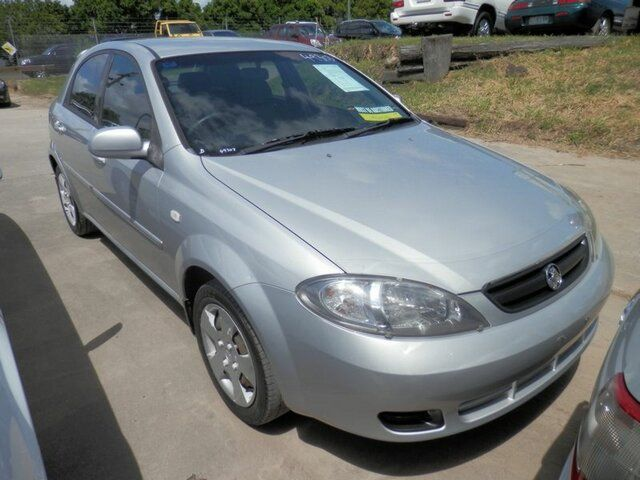 Southside Auto Auctions Brisbane Car Auctions Deal of the Day 2006 Holden Viva JF Hatchback